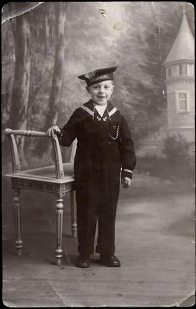 Un petit marin