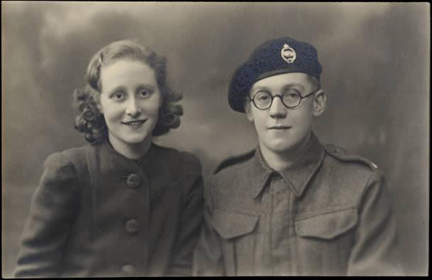 Soldat du Royal Tank Regiment