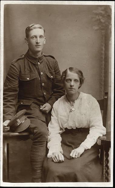 Soldat du Lancashire Fusiliers