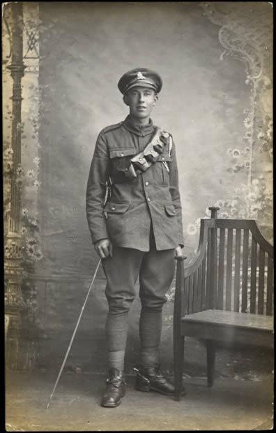 Soldat Royal Artillery