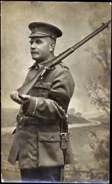Soldat du Duke of York