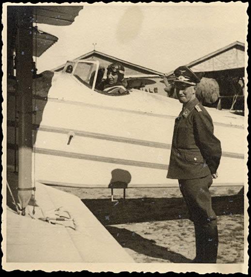 Oberleutnant et italien