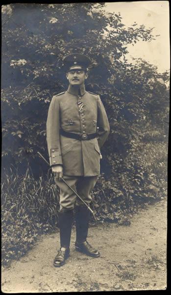 Officier Allemand 1917