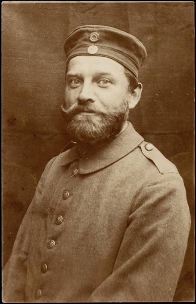 Soldat Bavarois