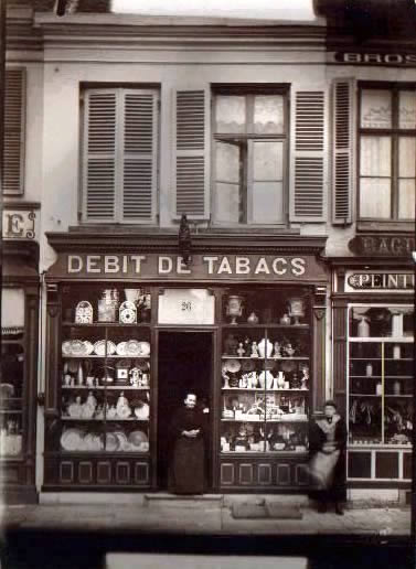 Débit de tabac